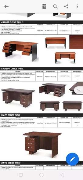 Every type of NILKAMAL furniture.
