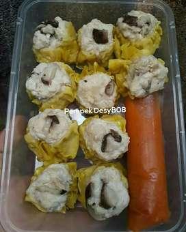 Siomay ayam jamur hioko dimsum halal sehat