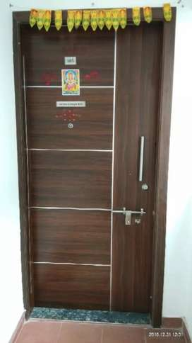 Brand new spacious 2 BHK for sale
