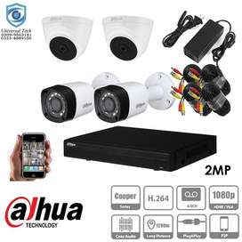 CCTV Security Camera Complete System