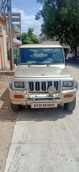 Mahindra Bolero DI BS III, 2001, Diesel
