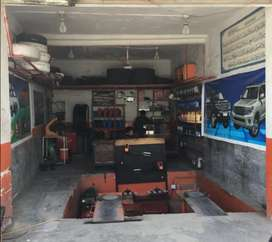 Alignment shop for sell