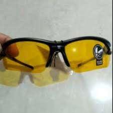 Kacamata Sport Lensa kuning