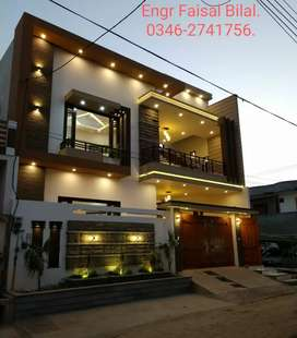 Brand new 2 bed DD,3bed DD portions for rent in Gulshan e iqbal