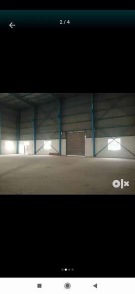 6500 sq ft shed area for Lease in sector 7 IMT Manesar
