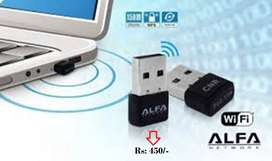 Alfa USB Network Adapter/Dongle