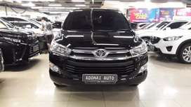 Toyota innova reborn G diesel 2017 hitam
