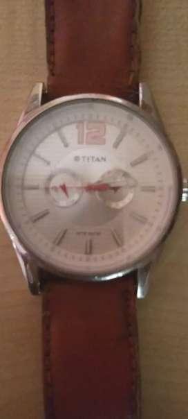 Titan original watch buyed from titan showroom