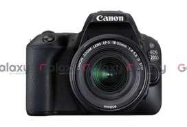 Kredit Canon EOS 200D