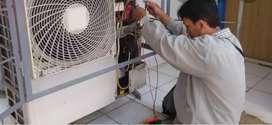 Pasang ac/pompa/isi freon/mesin cuci/kulkas/cuci ac area surabaya.