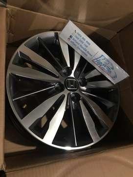 Velg Baru Import Model All New Jazz RS R16 bisa Brio Freed Sirion
