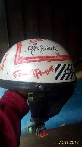 Helm chip jarang d pakai