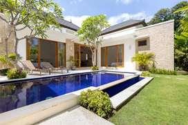 Villa 2 bedroom full furnish 200 m2 swimming pool  di seminyak bali