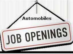 Automobile /Car/Motor Industary Job
