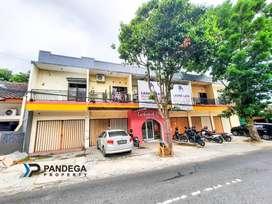 Ruko di Anggajaya Dekat Hartono Mall, Ringroad Utara, UGM, UPN