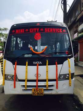 City Bus.With Permit. Full ready..