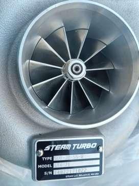SteamSpeed STX 71 Turbocharger 8cm Subaru WRX