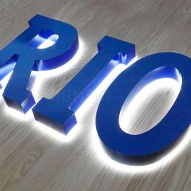 Signboard,Maker,Display,Boxes,Acrylic,3D,LED,Steel,Signs,SMD Screen