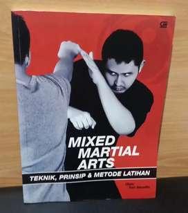 Buku MIXED MARTIAL ARTS Yuri Amadin