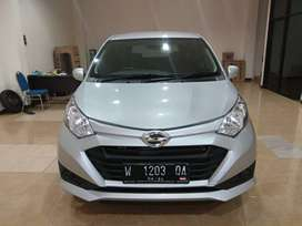 Daihatsu Sigra 2019 Manual MPV Mobil Keluarga Istimewa Low KM