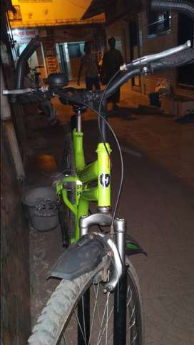 Cycle in brand new condition