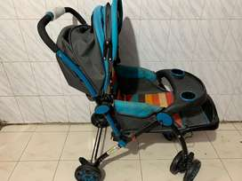 Baby stroller/pram, Compact & Easy to fold