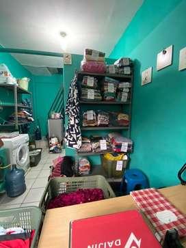 Loker khusus wanita utk Laundry