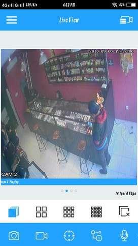 PEMASANGAN PAKET CCTV BERGARANSII DIJAMIN BERKUALITAS