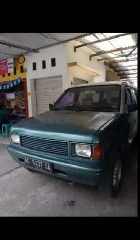 Mobil panther 1992