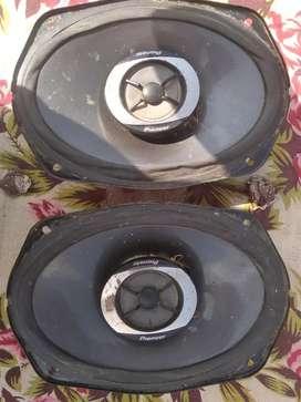 Car speakers, PIONEER