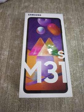 M31s (6GB RAM 128GB ROM)