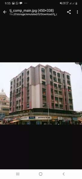 AVAILABLE 2 BHK SEMI FURNISHED FLAT RENT T J COMPLEX  SE'-15