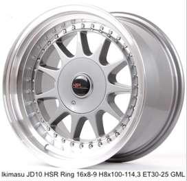 motiff IKIMASU JD10 HSR R16X8/9 H8X100-114,3 ET30/25 GML