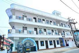 18 Rooms daily/weekly and monthly ac and non ac available