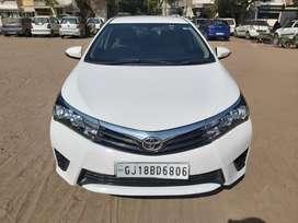 Toyota Corolla Altis J Diesel, 2015, Diesel