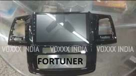 fortuner android touch stereo
