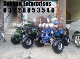 Brand New Luxury Model 125cc Atv Quad Bike For Sell Subhan Enterprises