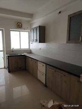 3bhk semifurnished flat for rent in mangaluru