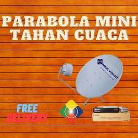 FULLSET PARABOLA DIGITAL COD SE INDONESIA