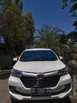 Toyota Avanza E Upgrade G (Grand New). Tahun 2016 Manual