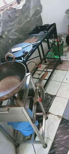 Restaurant burner