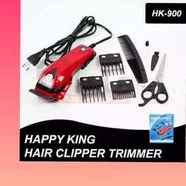 bisa bayar ditempat semarang alat cukur rambut ori hk happyking D73
