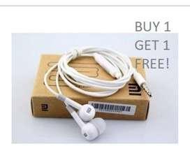 Mi2 earphone  pack 2