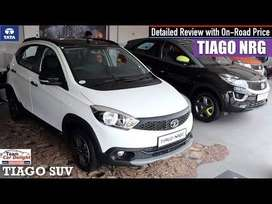 I want to give rent my Tiago NRG