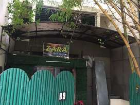 3BHK ROW HOUSE FOR COMMERCIAL USE PRESENTLY GIVEN ON RENT FOR SPA