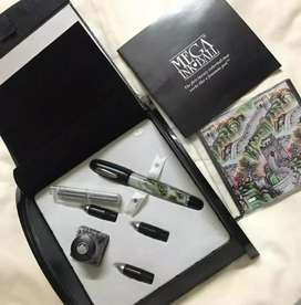 Mega ink ball pen limited edition fixed price
