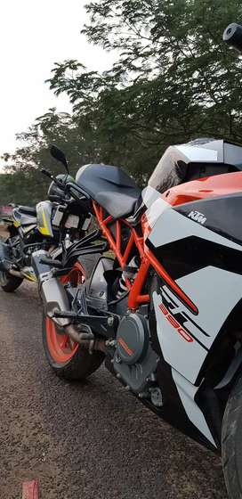Exclusive for KTM RC 390 lovers
