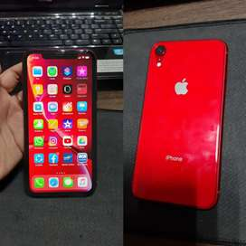 Jual iphone xr 128 Gb Red