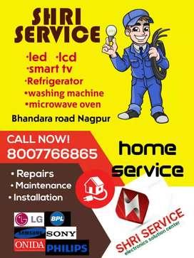 led tv service