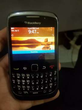 Black berry curve 9300 for sale